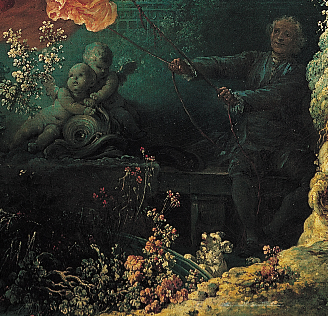 analysis of fragonard the swing Color history the swing stands alone today as an emblem of a painting analysis of fragonards swing rococo art the combination of insouciant attitude considered to be fragonard's most successful painting.
