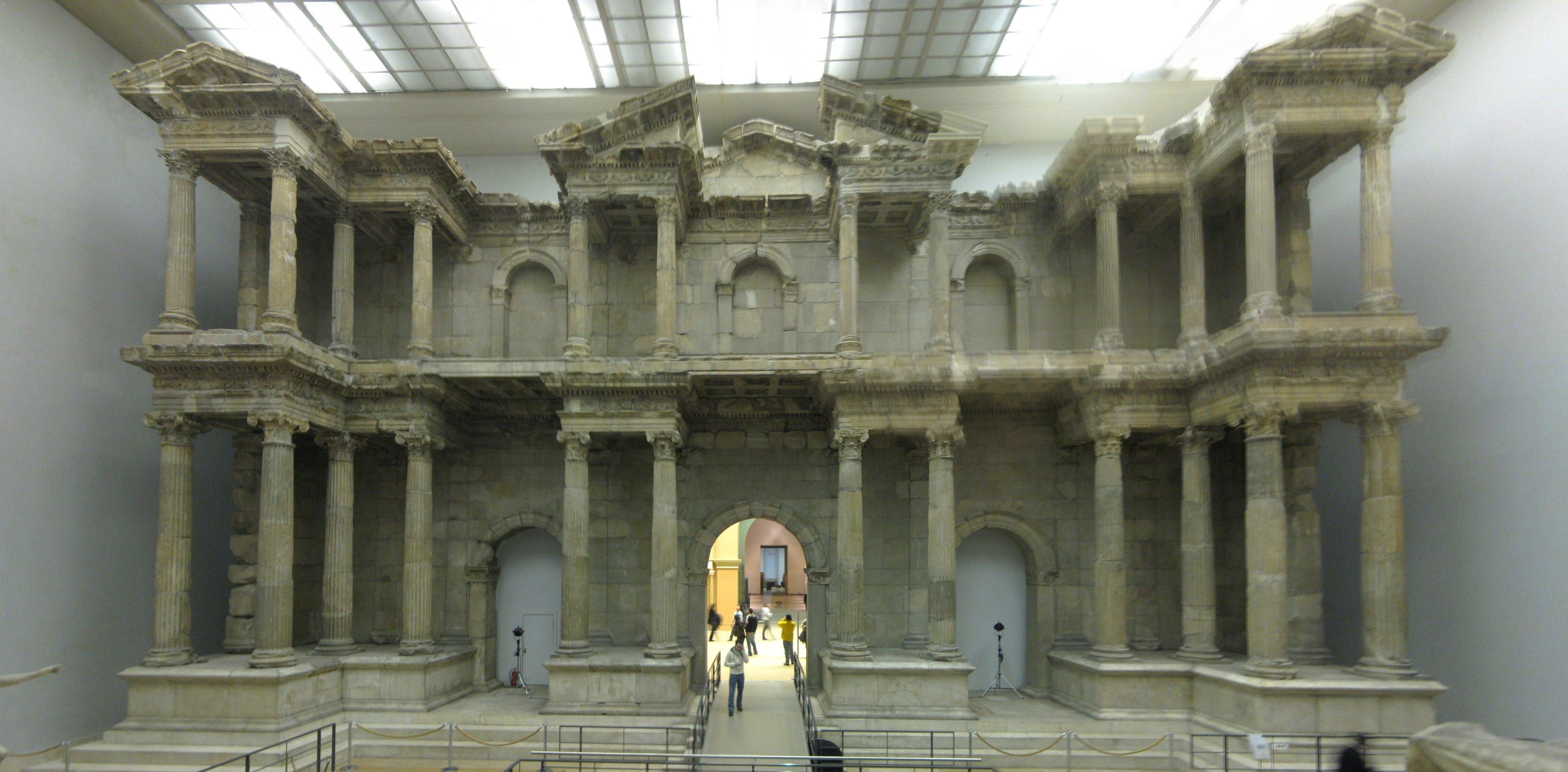 Ancient Greeks and Romans Broke their Pediments  Alberti ...