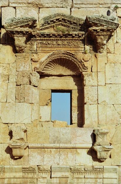 Ancient Greeks And Romans Broke Their Pediments Alberti