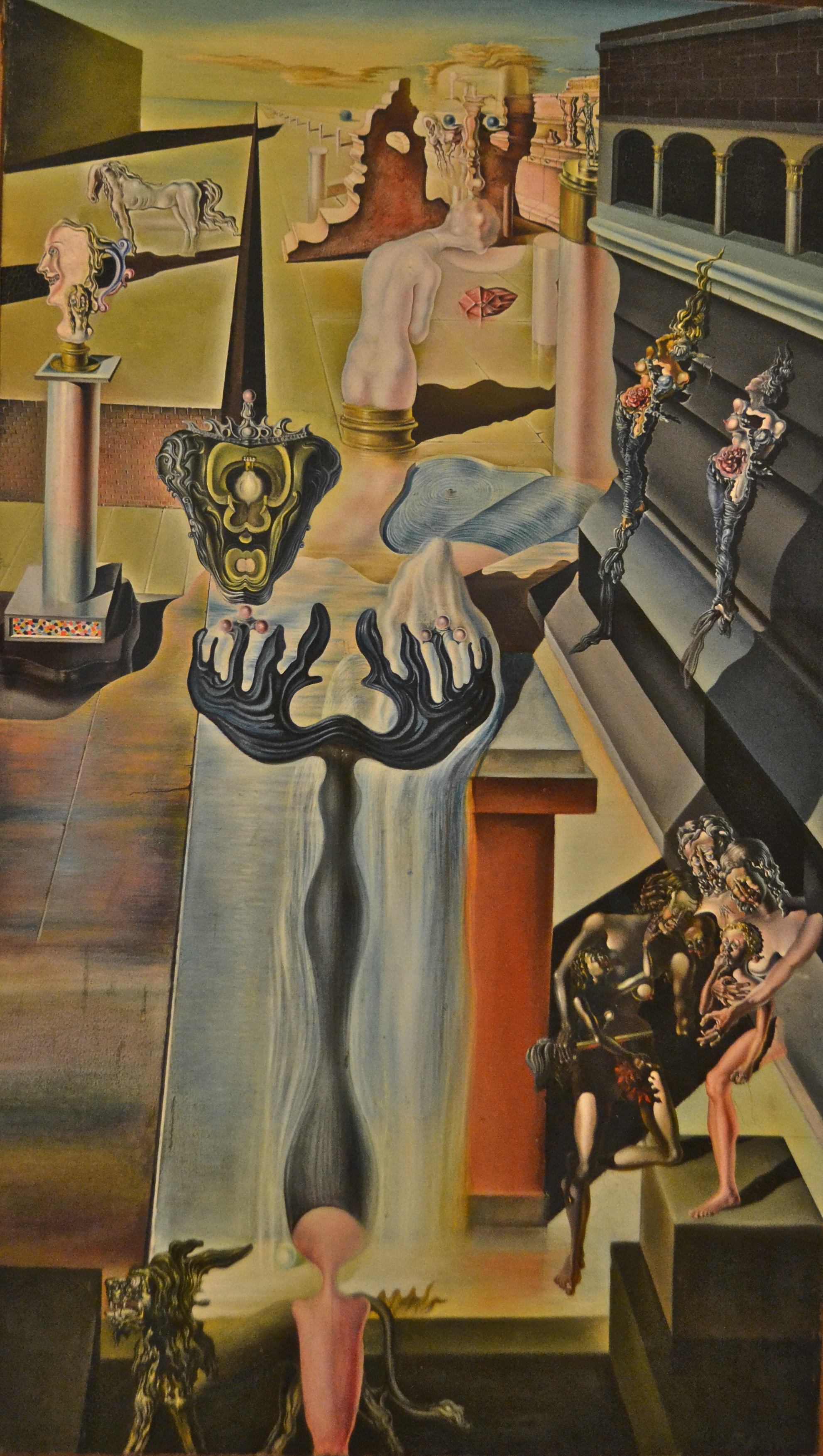 dali s metamorphosis paranoiac critical activity and the artist salvador dali