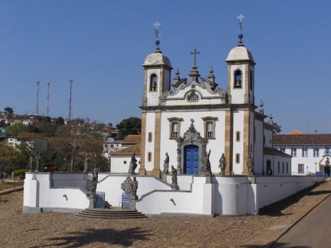 """Antônio Francisco Lisboa (""""O Aleijadinho""""), """"Prophets,"""" 1800-1805. Bom Jesus dos Matozinhos, Congonhas do Campo, Brazil"""