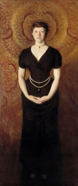 Sargent, Isabella Stewart Gardner, 1887-1888. Image courtesy Wikipedia