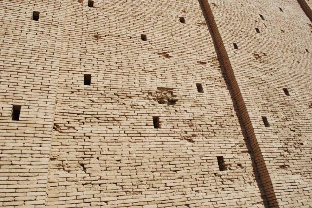 The Bricks of the Ziggurat of Ur   Alberti's Window