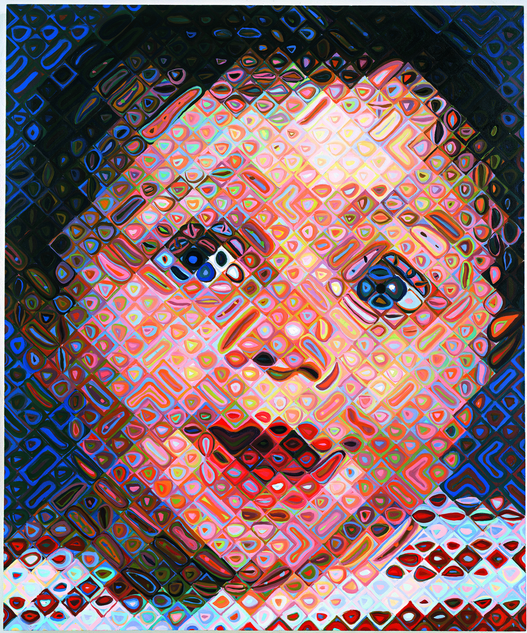 Communication on this topic: Chuck Close on Women, chuck-close-on-women/