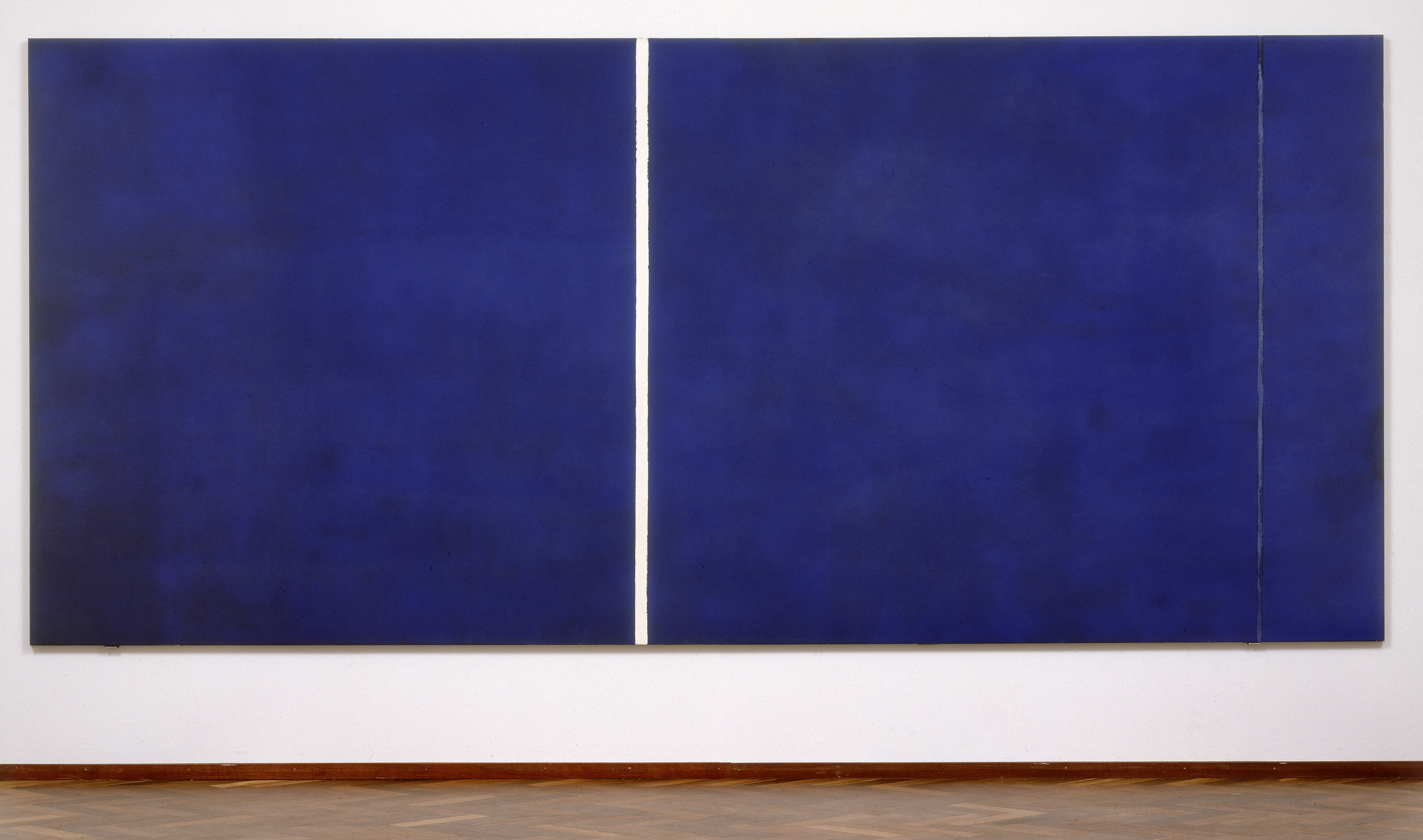Blue Painting Moma