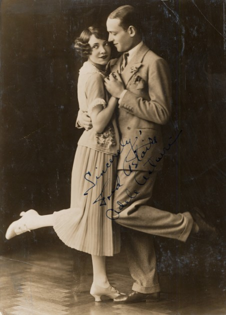 Fred and Adele Astaire, 1929