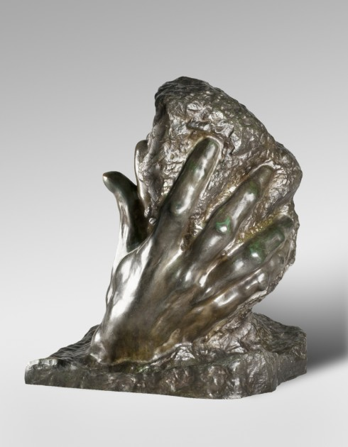 "Auguste Rodin, ""The Hand of God,"" modeled 1898, cast 1925, Rodin Museum"