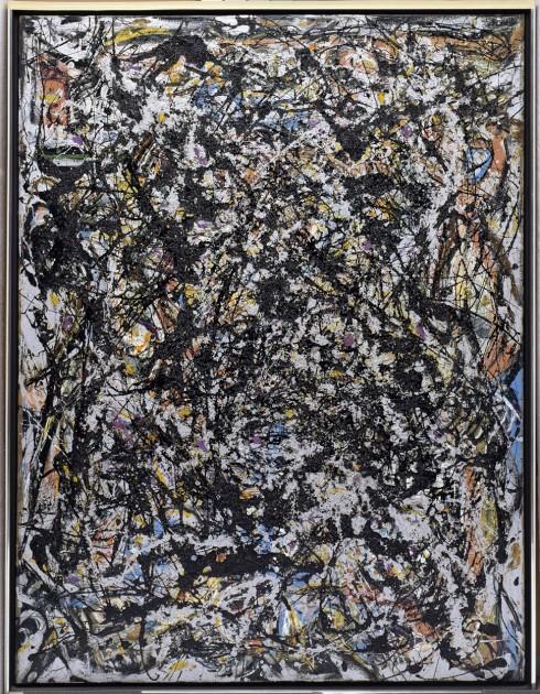 "Jackson Pollock's ""Sea Change"""